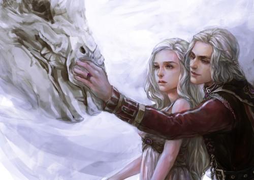 Viserys & Daenerys