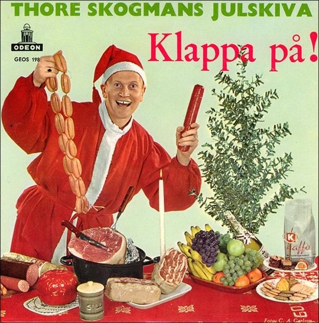 Klappa på by Thore Skogmans