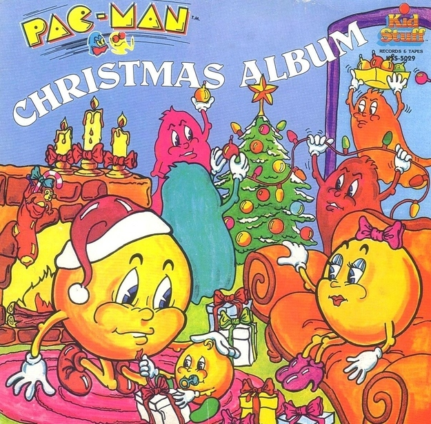 PAC-MAN Christmas Album