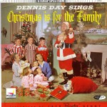 Dennis Day Sings Christmas is for the Family