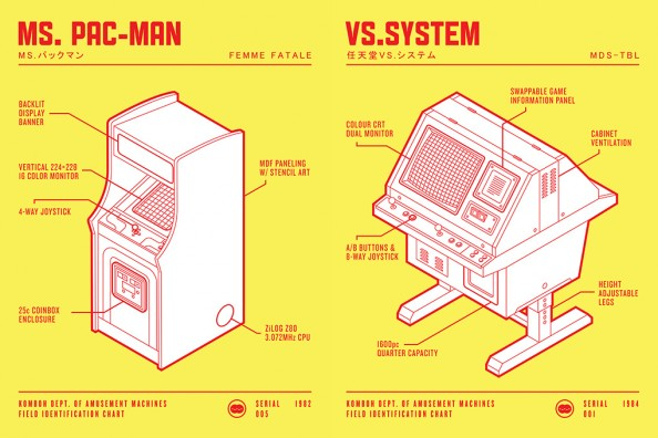 Ms Pac & VS system