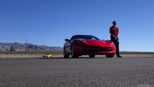 2015 Chevrolet Corvette Stingray Performance Data Recorder