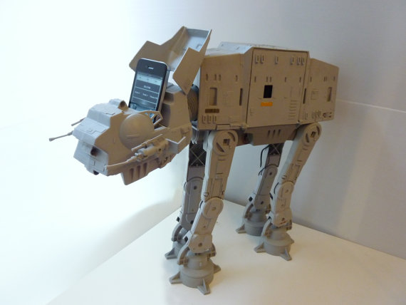 AT-AT iPod Dock 1