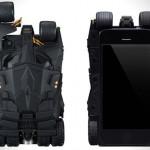 Bandai Batmobile Tumbler iPhone 5S Case