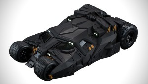 Bandai Batmobile Tumbler iPhone 5S Case 2