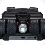Bandai Batmobile Tumbler iPhone 5S Case 3