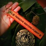Battlestar Galactica Keychain