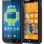 Bluebird BM180 Windows Phone 8 & Android Smartphone 2