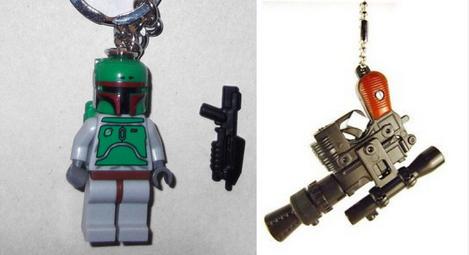 Boba Fett & Han Solo