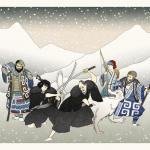 Game Of Thrones Japanese Art 4