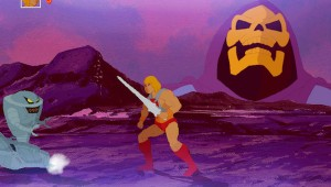 He-Man 1983 cartoon game image