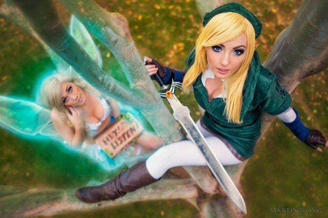 Jessica Nigri Link LOZ 2
