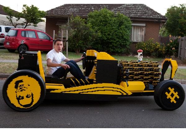 LEGO SAMP Car image