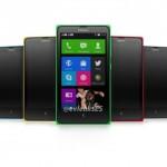 Nokia Normandy Leak @evleaks