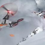 Snow Cyclops Drone