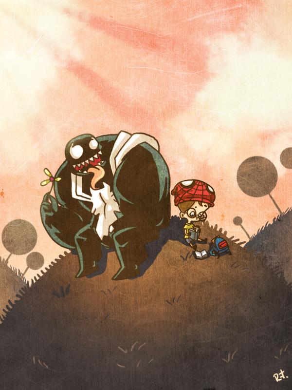 Spider-Man & Venom I