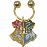 The Hogwarts Keychain
