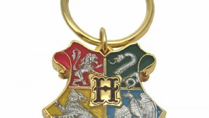The Hogwarts Keychain