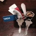 The keys to the Tardis