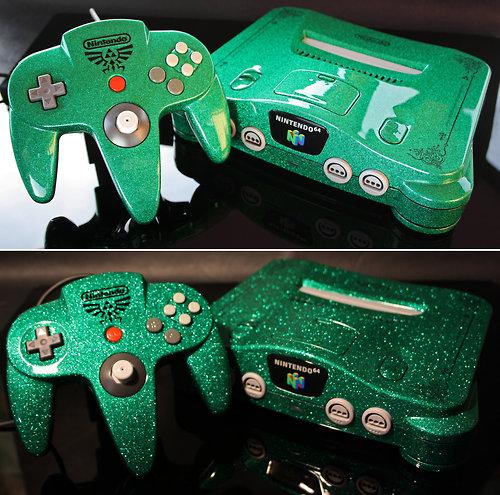 Zelda Nintendo 64 Mod 1