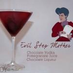 Disney Cocktails Evil Stepmother