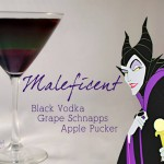 Disney Cocktails Maleficent