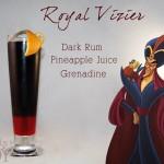 Disney Cocktails Visier