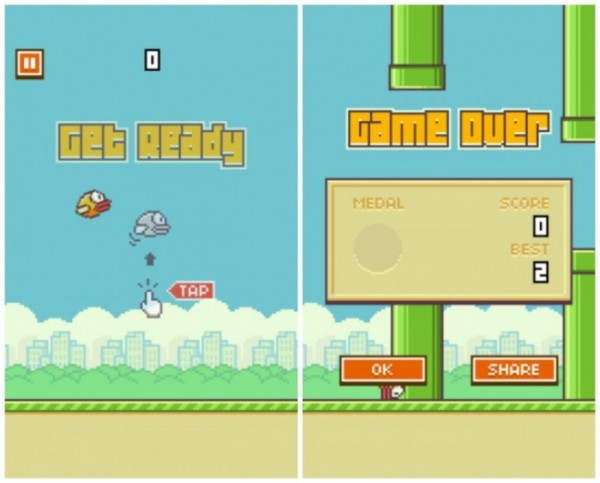 Flappy Bird No More