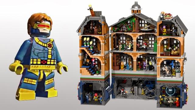 Lego X-men 2