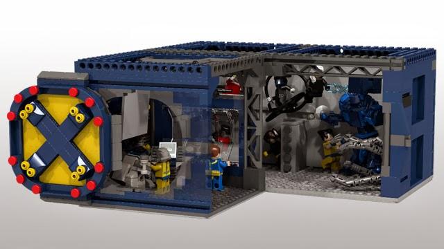 Lego X-men 4