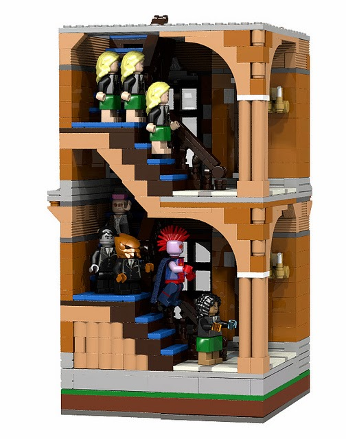 Lego X-men 6