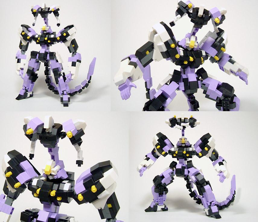 Lego Xenogears 2