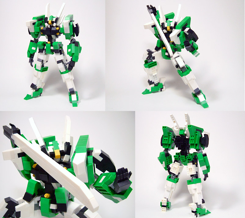 Lego Xenogears 3