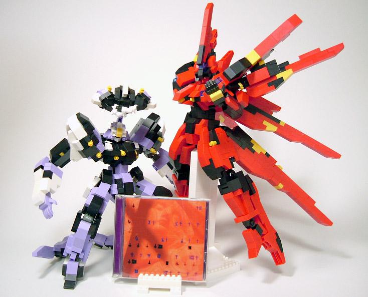 Lego Xenogears 5