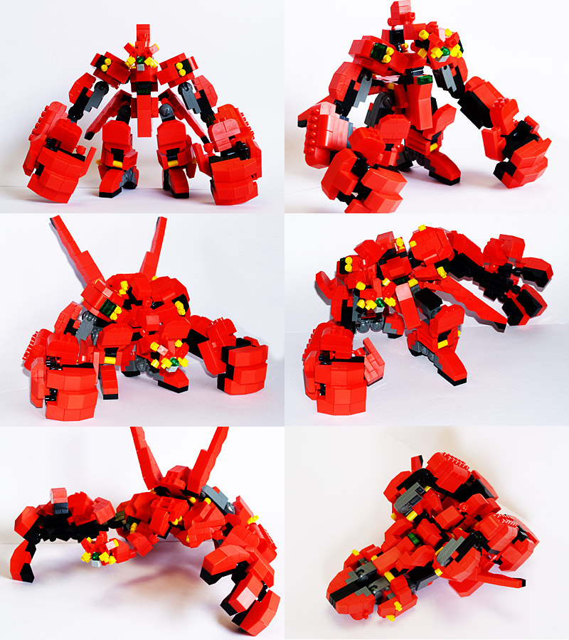 Lego Xenogears 6