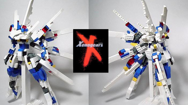 Lego Xenogears 7