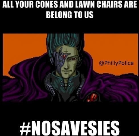 Philadelphia Police memes 1
