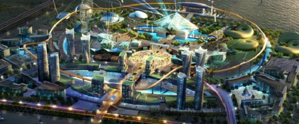 Robot Land South Korea Theme Park 2016
