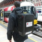 Vodafone Foundation Backpack  – A Mobile Network on the Go