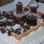 Winterfell cake 1