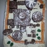 Winterfell cake 2