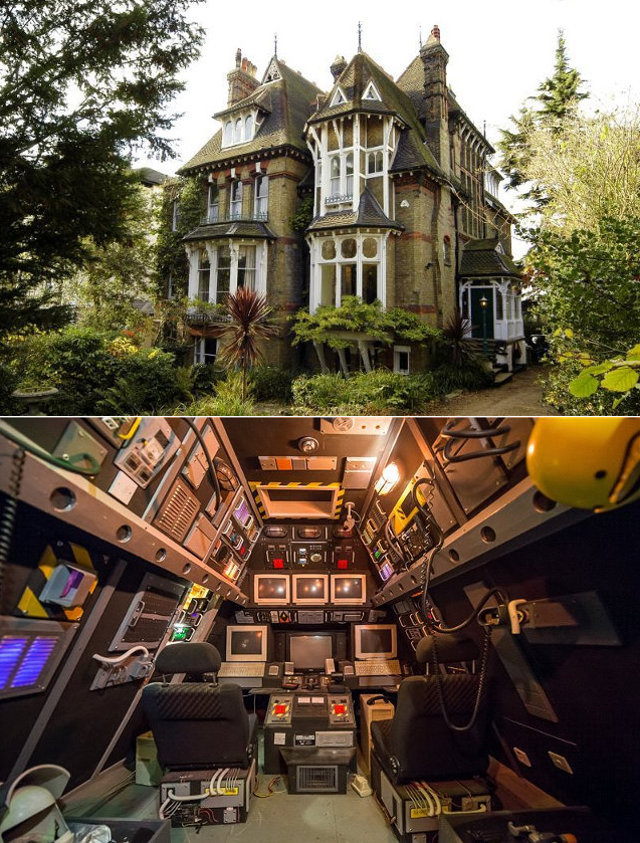 mansion-with-spaceship-attic
