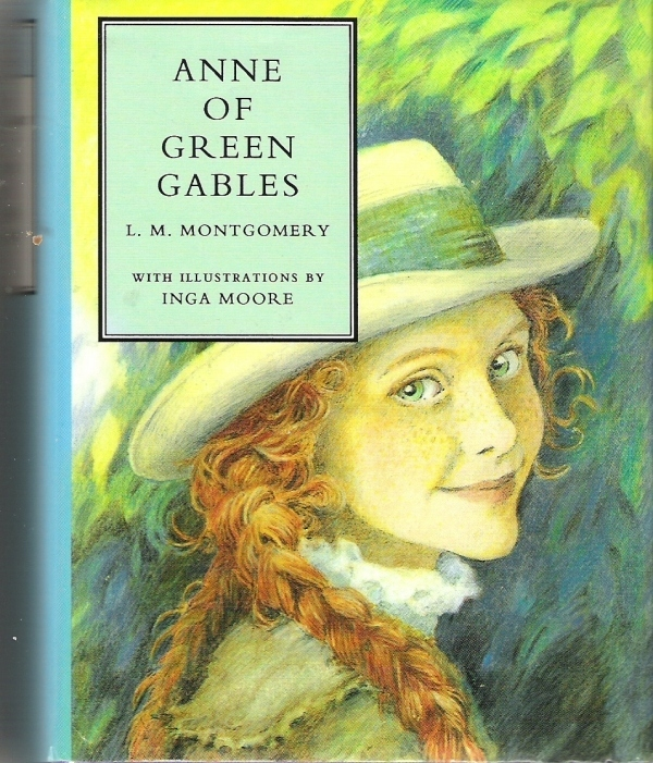 Anne of Green Gables by Lucy M. Montgomery