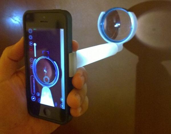 EyeGo Adapter - Smartphone Eye Exam 2