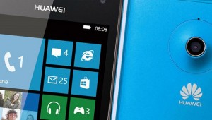 Huawei Windows Phone-Android Dual-OS Smartphone