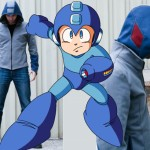 Mega Man Hoodie 1