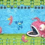 Mega Man Papercraft