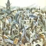 The Gardens of Dorr by Paul Biegel