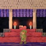 Zelda 2 Papercraft