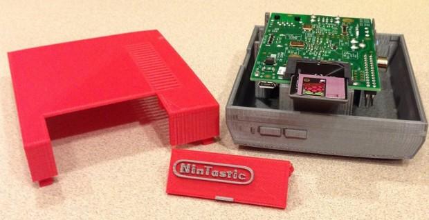 3d-printed-raspberry-pi-NES-case-2